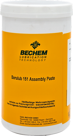 Berulub 151 Assembly Paste (1 kg)
